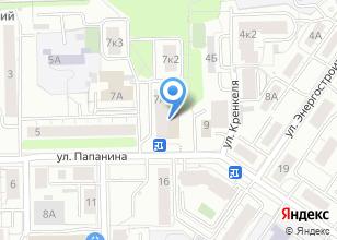 Компания «VIKUP96.ru» на карте
