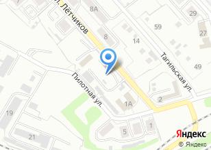 Компания «СБКА-Альянс» на карте