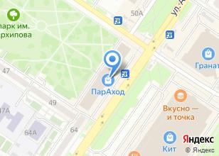 Компания «Зион» на карте