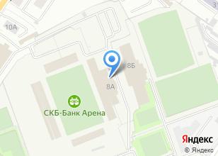 Компания «Екаспорт.ру» на карте