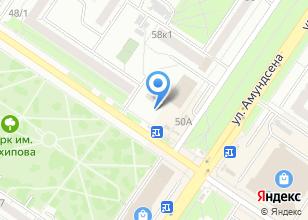 Компания «Модэлл» на карте