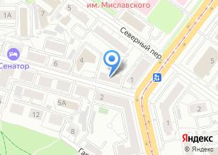 Компания «Спортмат.рф» на карте