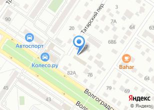 Компания «ЗеленГрад» на карте