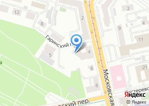 Компания «БЗСК-Инвест, ЗАО» на карте