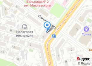 Компания «СМУ Строй Град и К» на карте