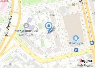 Компания «Малышева 3а» на карте