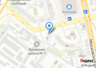 Компания «Daryadom» на карте