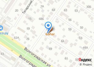Компания «ПСМ-Ремсервис» на карте