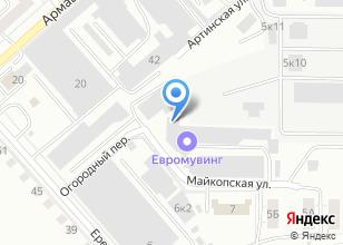Компания «Banyaprof интернет-магазин» на карте