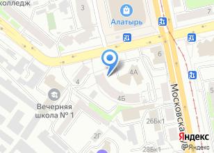 Компания «OPTIMIST» на карте