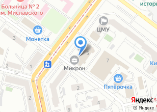 Компания «ЕНИСЕЙ ковровый центр» на карте