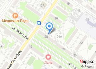 Компания «Цветы на Бульваре» на карте
