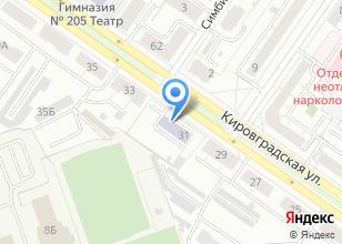 Компания «УралРемКлин» на карте