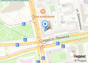 Компания «Пряха» на карте