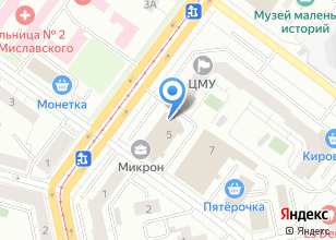 Компания «Матрица-Урал» на карте
