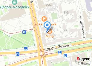 Компания «Золотая сеть» на карте