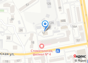 Компания «Deking» на карте