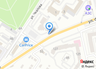 Компания «Нарцисс» на карте