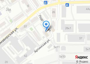 Компания «Светлый мир екб» на карте