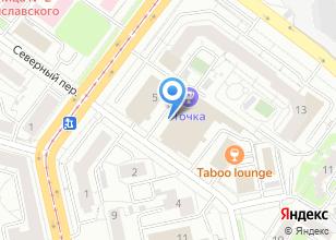 Компания «ШахМатOff» на карте