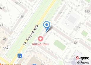 Компания «Mirsveta96.ru» на карте