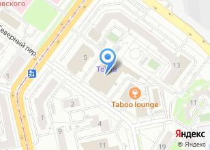 Компания «СТРОИТЕЛЬНАЯ КОМПАНИЯ СМАРТ» на карте