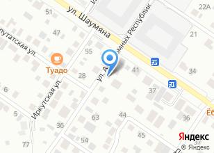 Компания «Ва Бене» на карте