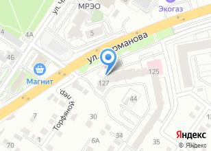 Компания «АКВАЗАР» на карте