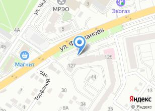 Компания «Проектно-изыскательский институт ГЕО, НАО» на карте