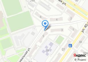 Компания «Гросстрой» на карте