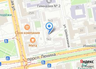 Компания «ExBaz-Сервис» на карте