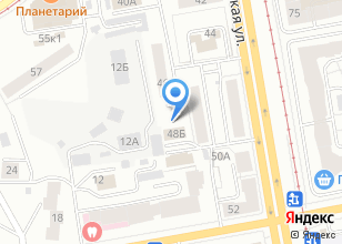 Компания «ИниКом» на карте