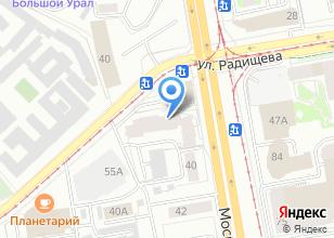 Компания «Ярстрой» на карте