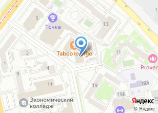Компания «В. Р. Комплект-Строй» на карте