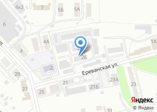 Компания «СМК-Урал» на карте
