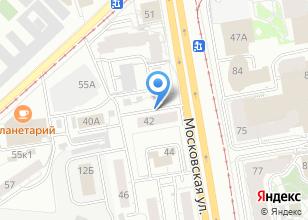 Компания «ВЕЖА» на карте