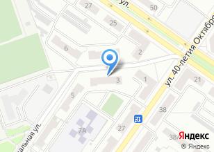 Компания «ПартТЭК» на карте