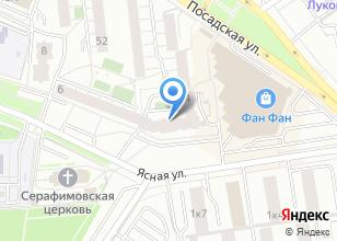 Компания «ТрансПрофи» на карте