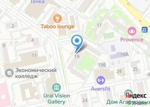 Компания «НПК» на карте