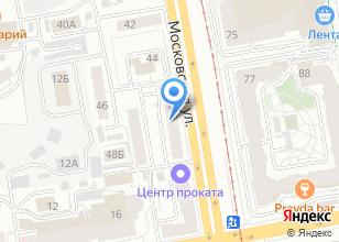 Компания «Алюпласт» на карте