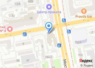 Компания «ИнтерЛайн-Урал» на карте