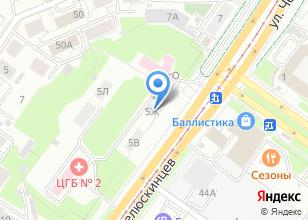 Компания «Доркомплект» на карте