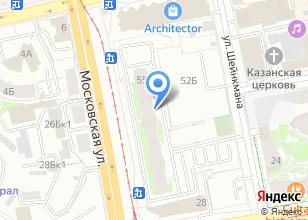 Компания «КаскадСтрой» на карте