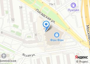 Компания «ТрейдКонструкт» на карте