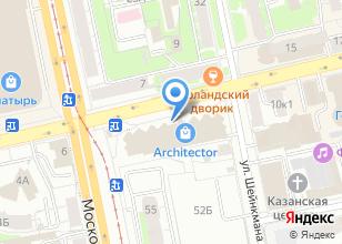 Компания «Эко Дизайн» на карте