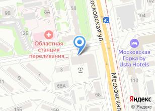 Компания «АПС Технолоджи» на карте