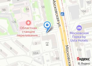 Компания «Caparol Center» на карте