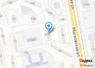 Компания «Уралинтерэнерго» на карте