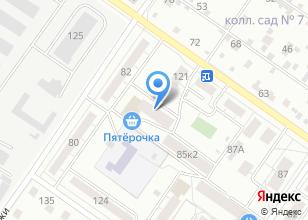 Компания «ГАОС» на карте