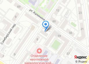 Компания «СТИЛЬИНТЕРЬЕР» на карте
